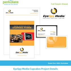 eyespy 250x250 Graphic Design Portfolio