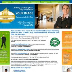 floorcarelv 250x250 Web Design Portfolio