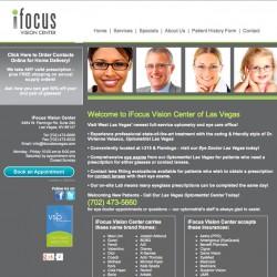 ifocus 250x250 Web Design Portfolio