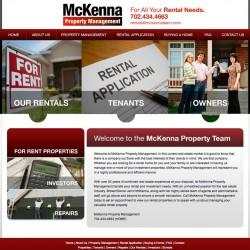 mckennapm 250x250 Web Design Services