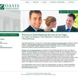 oasis 250x250 Web Design Services