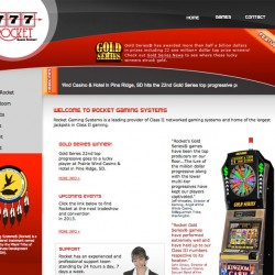 rocketgaming 250x250 Web Design Services