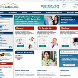 topformdata 250x250 Web Design Services