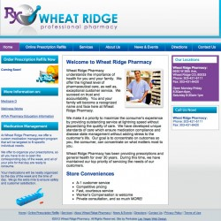 wheatridge 250x250 Web Design Portfolio